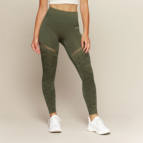 Leggings X-Skin Maikekai - Olive Night