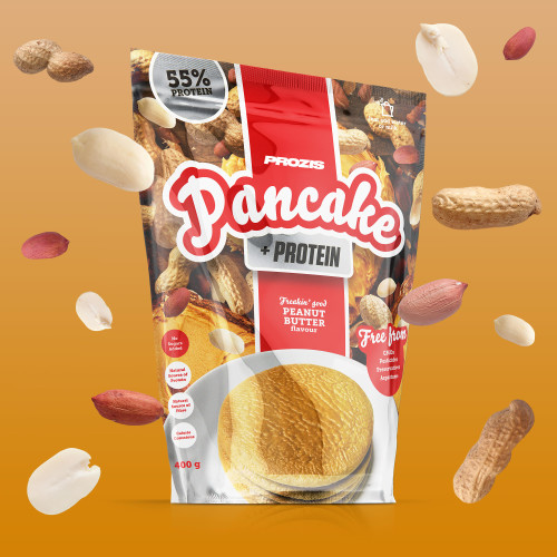 Pancake + Protein – Oat Pancakes with Protein 400 g