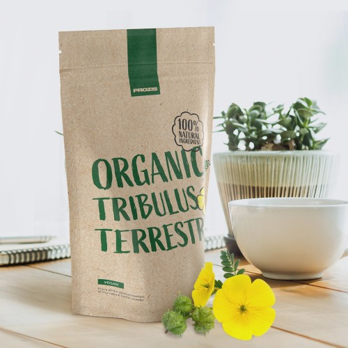 Organic Tribulus Terrestris Powder 125 g