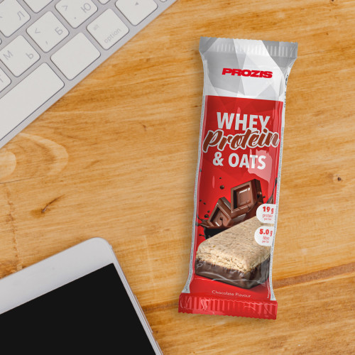 Whey Protein & Oats 80 g