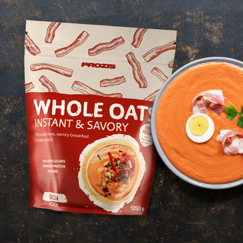 Savory Instant Whole Oats 1250 g