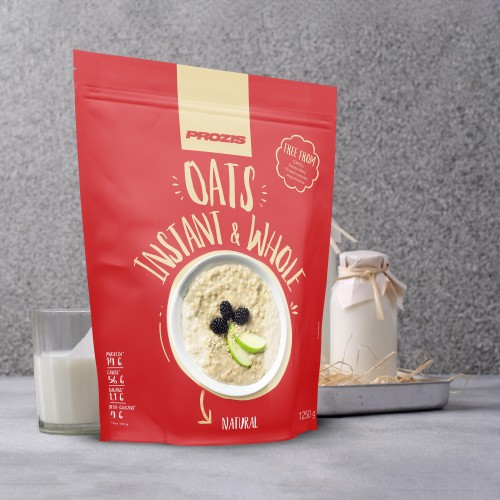 Instant Whole Oats Powder 1250 g