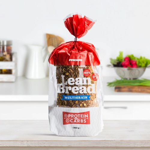 Lean Bread - Pão Multicereais 360g
