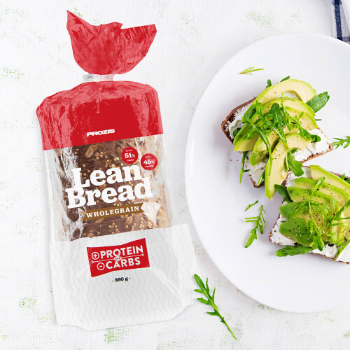 Lean Bread - Pan Integral 360 g