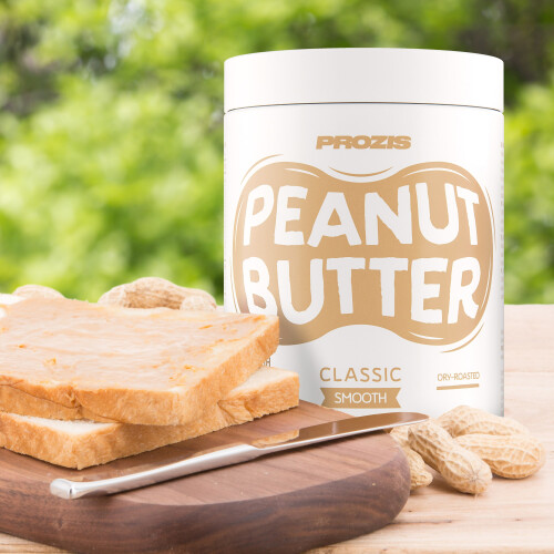 Classic Peanut Butter 900 g Smooth