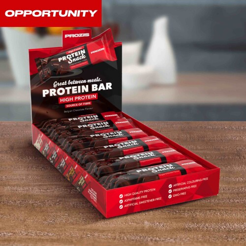 12 x Protein Snack 30 g Opportunity