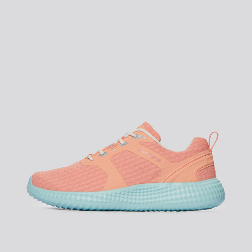 Shredder Sneakers - Coral
