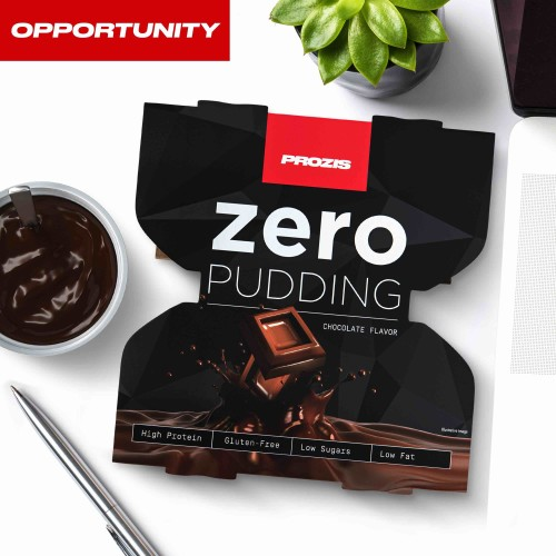 4 x Zero Pudding 125 g Opportunity