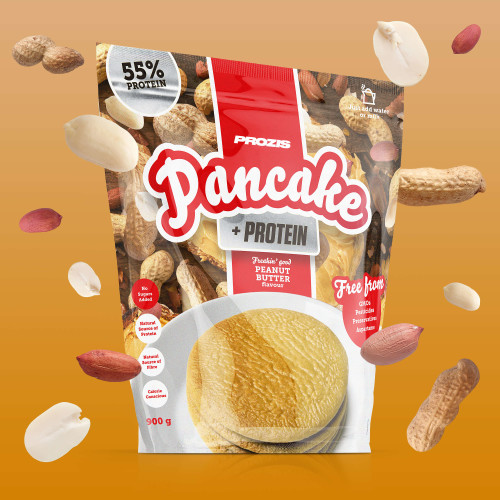 Pancake + Protein – Oat Pancakes with Protein 900 g