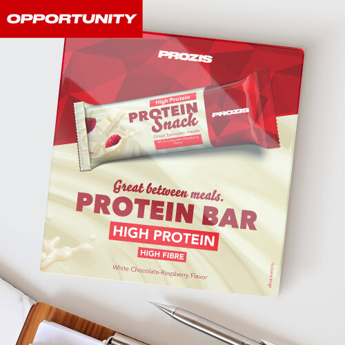 6 x Protein Snack 30 g Opportunity