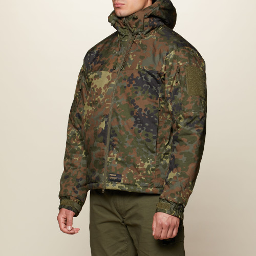 Army Snowstorm Insulation Jacket - Camo