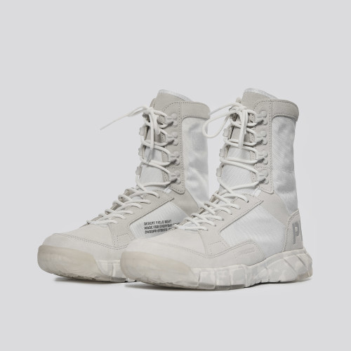 Army Desert Field M Boots - White
