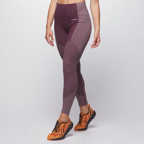 Leggings X-Skin Maron - Fig
