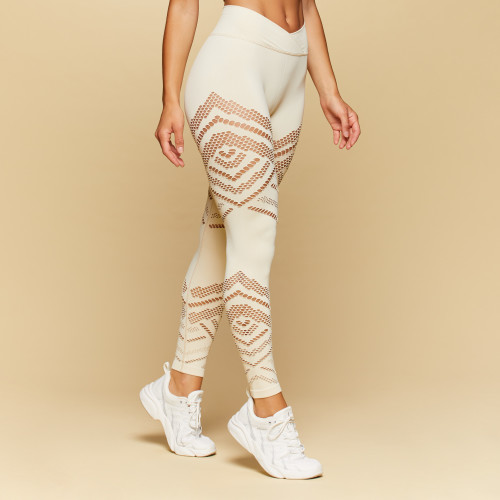 X-Skin Leggings - Hariasa Turtle Dove