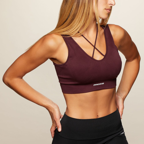 X-Skin Libra 2.0 Sports Bra - Port Royale
