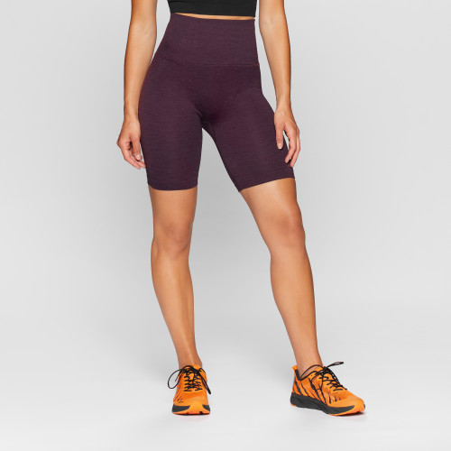 X-Skin Flux Cycling Shorts - Bordeaux