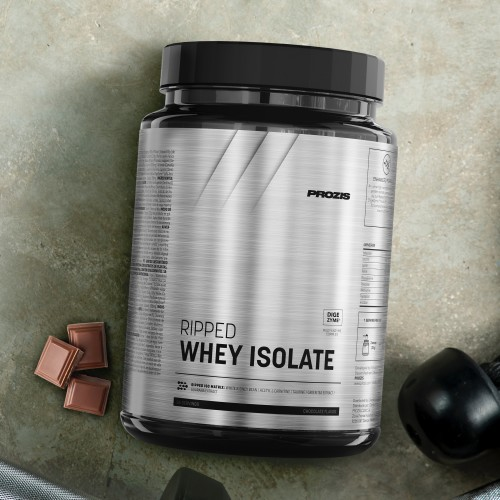 RIPPED Whey Isolate 900 g