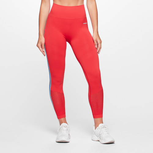Leggings X-Skin Corona - High Risk Red