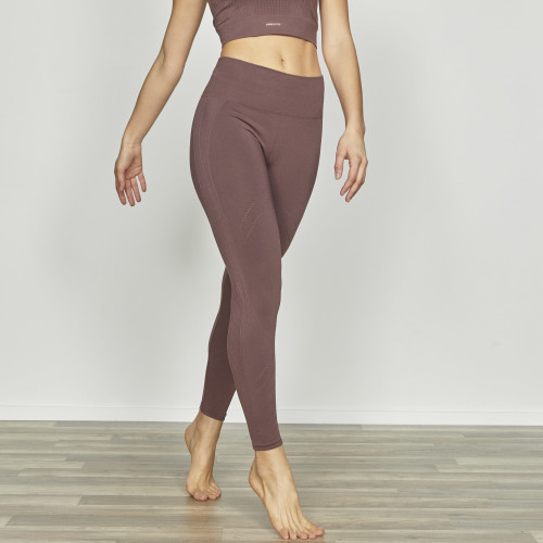 Leggings X-Skin Dove - Red Mahogany