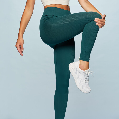 X-Skin Freya Leggings - Forest Biome