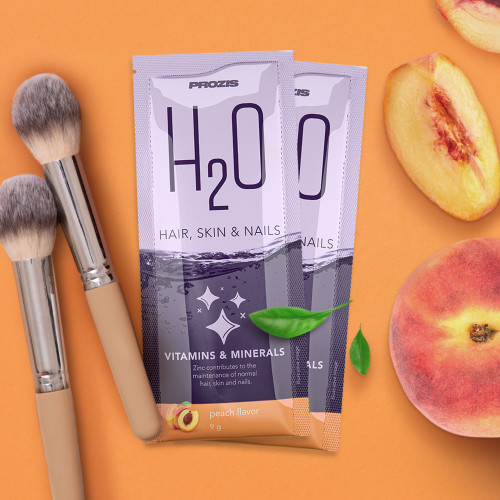 2 x H2O Hair, Skin and Nails 9 g