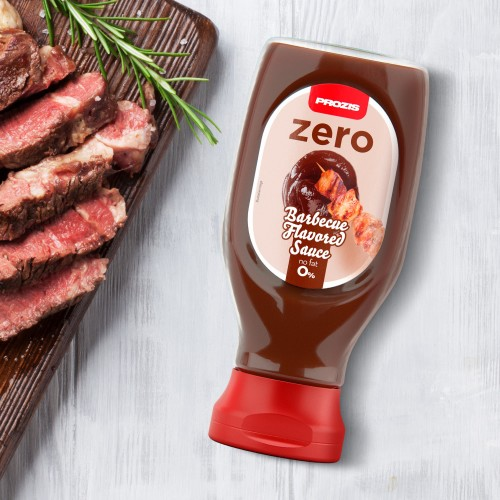 Salsa Barbecue Zero 290 g