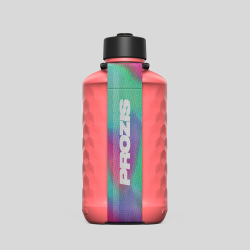 Crush Hydra Bottle - 1.0L Coral/Pink