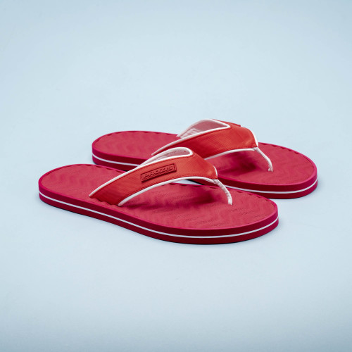 Makai Beach Sandals - Red