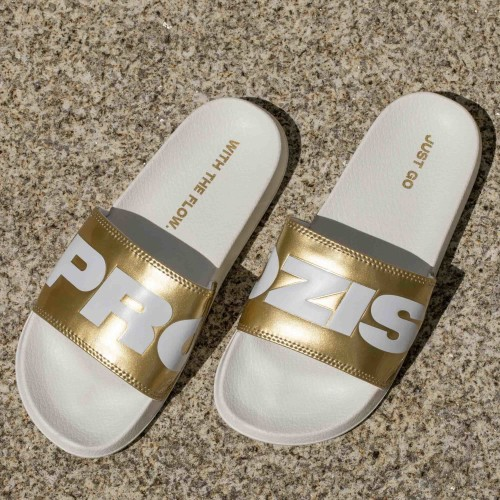 Slide Sandals - Go with the Flow