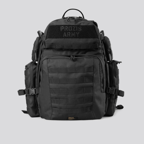 Army Special Recon Backpack - Stealth Black