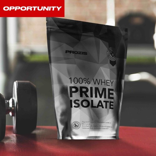 100% Whey Prime Isolate 400 g Opportunity