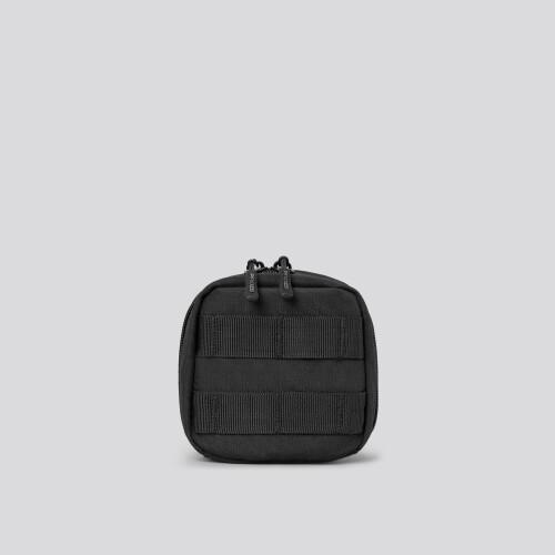 Army Small Tactical Pouch - Stealth Black