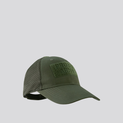 Army Cap - Flag Bearer Olive Green