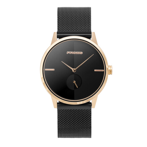 Montre  - Split-Second Golden Black