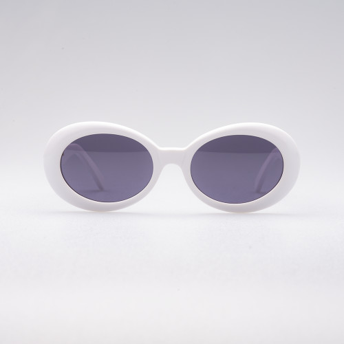 Sunglasses - In Bloom White
