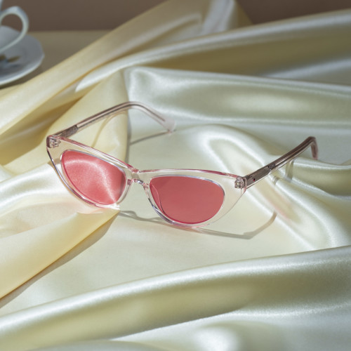 Selina Sunglasses - Candy Red