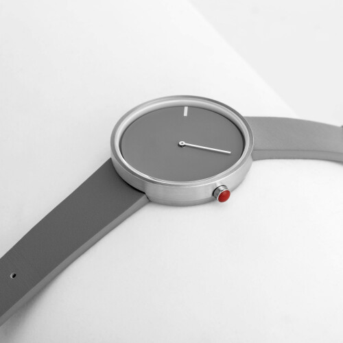 The Circle Watch - Grey