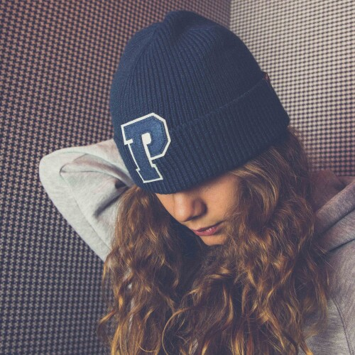 Bonnet X-College - Fontana Navy