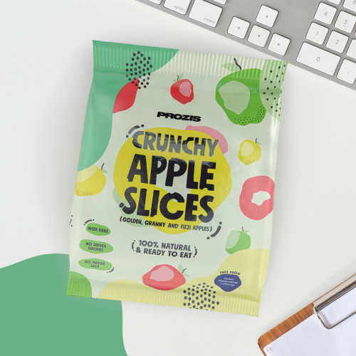 Crunchy Mixed Apple Slices 45 g