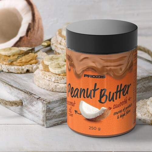 Coconut Oil Peanut Butter 250g