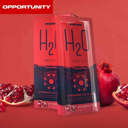 12 x H2O Anti-OX 9 g Opportunity