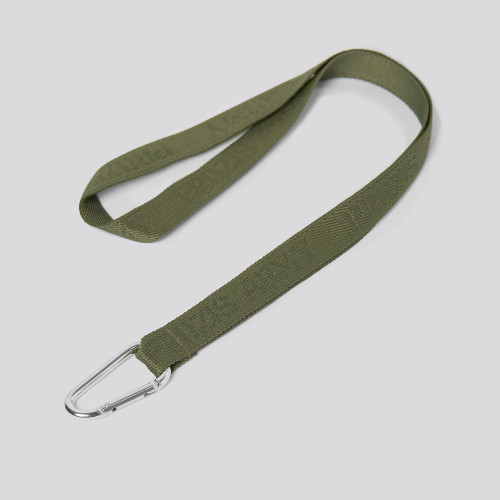 Army Stencil Lanyard - Olive Green