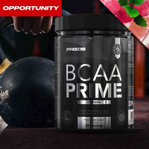 BCAA Prime 30 servings Opportunity