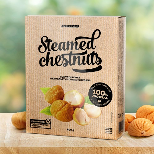 Steamed Chestnuts 200 g