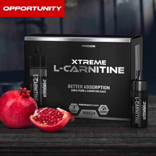 Xtreme L-Carnitine 20 vials Opportunity