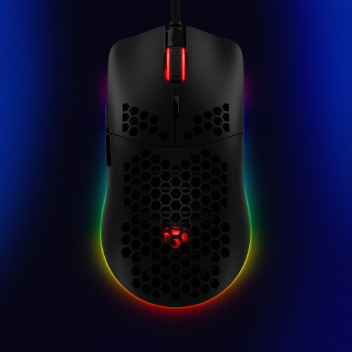 Kinaction - Mouse Gaming - Nero