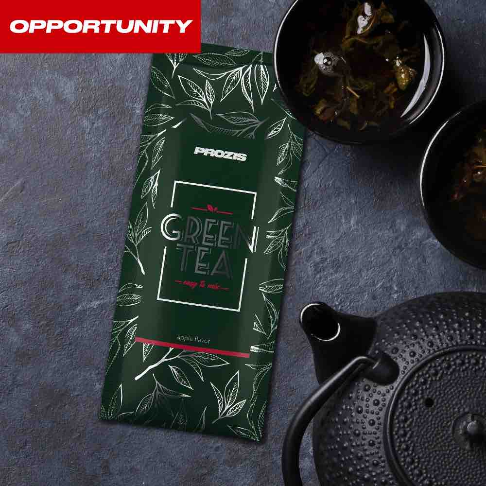 Green Tea - Instant Powder 9 g Opportunity