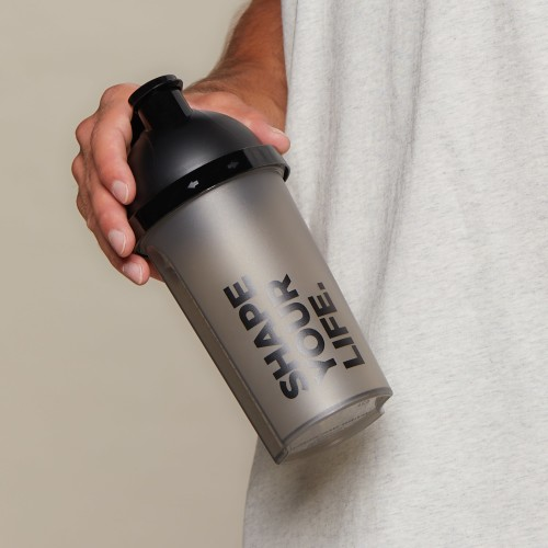 Shape Your Life 500ml Shaker - Black