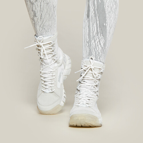 Army Desert Field W Boots - White