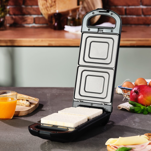 Sweetch - Sandwichera con placas intercambiables